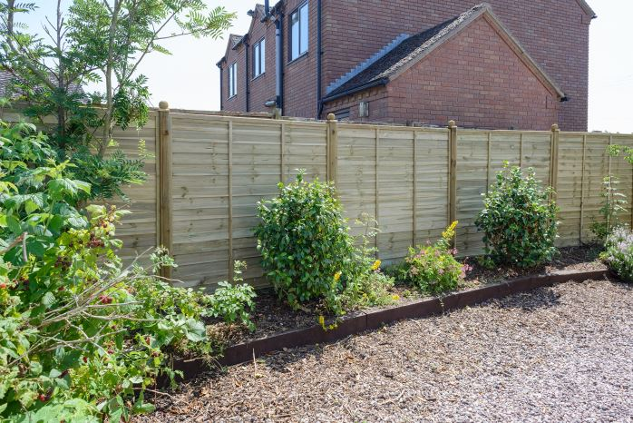 Ultimate Fence Panel by Grange Fencing