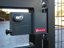 New Range of High Security Gate Locks from Zedlock
