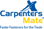 Carpenters Mate Screws now in stock at Fencing Essentials