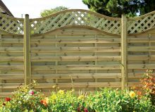 St Meloir Fence Panels and Beckington Gates Installed in Bulford