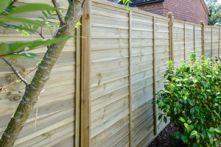 Domestic Garden Fencing Contractors & Installers - Salisbury Area