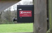 Zedlock Gate Locks Help Reduce Rural Crime