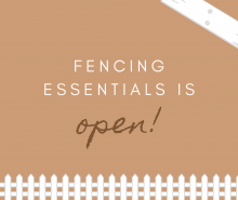 https://www.fencingessentials.co.uk/article/43/We're_Open!_-_COVID-19_Update_/